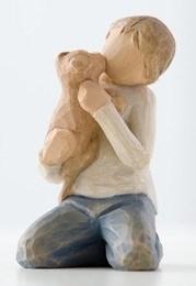 Image of   Kindness Boy H: 7.5 cm