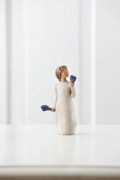 Image of   Lavender Grace H: 14cm