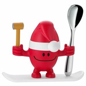 """Image of   Egg cup """"MCEGG"""" Christmas"""