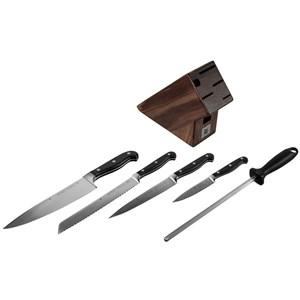 Image of   Spitzenklasse Plus 18.9215.9992 køkkenbestik & knivsæt Kniv/bestik bloksæt 6 stk