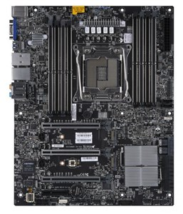 Supermicro X11SRA-F server/workstation motherboard LGA 2066 (Socket R4) ATX Intel® C422