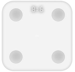 Image of   Mi Body Composition Scale Elektronisk personlig vægt Firkant Hvid