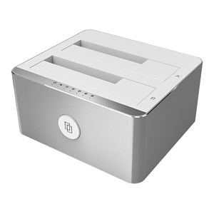 Unitek Y-3026 drev dockingstation USB 3.2 Gen 1 (3.1 Gen 1) Type-B Aluminium