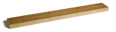Image of   MAGNET 45 CM Bambus natur til 7 knive