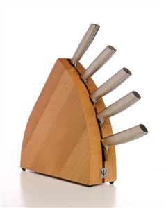 Image of   SAYAKA bloksæt m. 5 knive