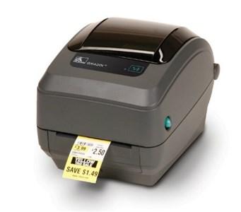 Image of   GK420t etiketprinter Direkte termisk/termisk overførsel 203 x 203 dpi Ledningsført