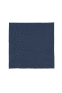 Image of   Dækkeserviet Dark Blue PVC