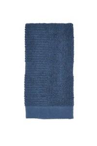 Image of   362061 badehåndklæde Bomuld Blå 50 x 100 cm