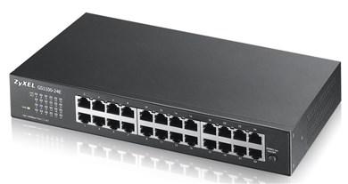 Image of   Kontakt ZyXEL GS1100-24E-EU0 24 p 100 / 1000 Mbps